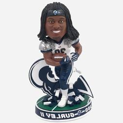 #30 TODD GURLEY NFL LOS ANGELES RAMS ACTION POSE BOBBLEHEAD