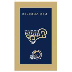 """KR Strikeforce Bowling NFL Towel 16""""x26"""" Los Angeles Rams -"""