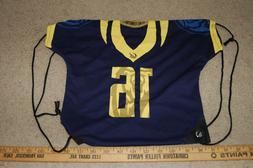 Jared Goff - Cal Bears drawstring bag - Los Angeles Rams
