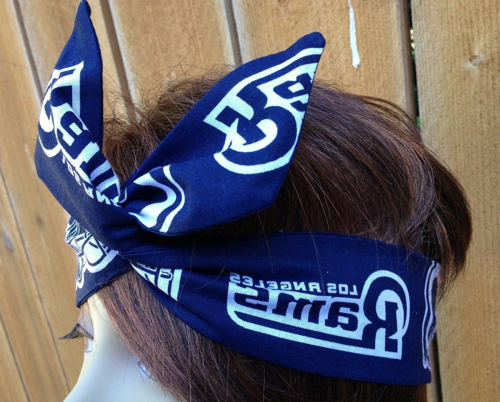 Los Wired Headwrap