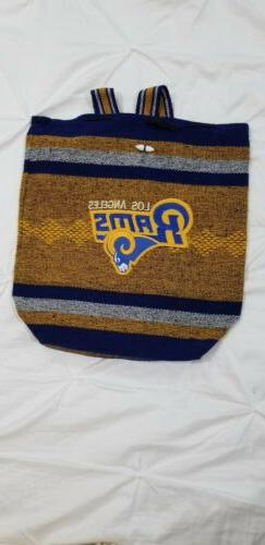 NFL Los Angeles Rams Mexican backpack handmade IndianIndian