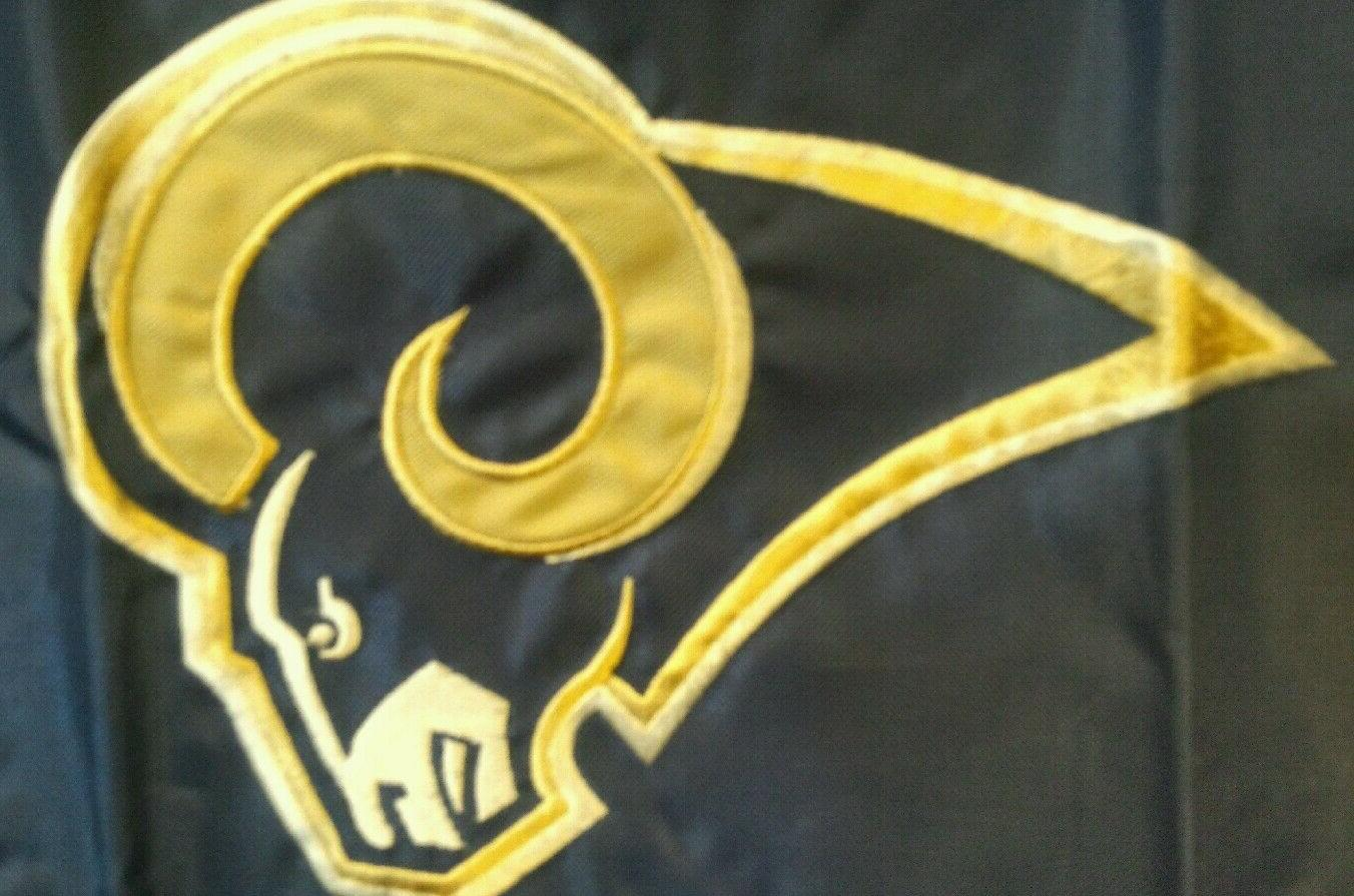 """NFL Los Pennant/Flag/Wall Hanging-Embroidery, 34"""" 14"""""""