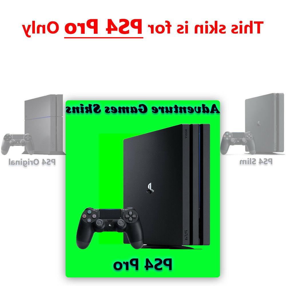 Sony PS4 PRO - Los Vinyl Skin Controller