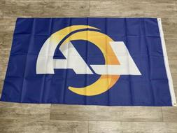 Los Angeles LA Rams Football 3x5 Flag NFC Champions 2020 Des