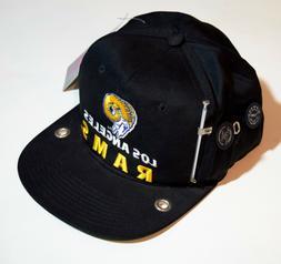 Los Angeles Rams AM FM Radio Snapback Baseball Hat Cap Vinta