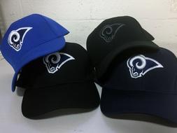Los Angeles Rams Cap LA Hat Embroidered Game Men Home Adjust