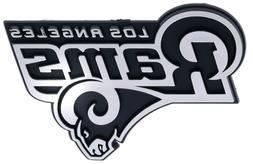 Los Angeles Rams LA NFL Car Truck Automotive Grill Emblem Ch