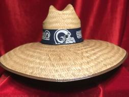 Los Angeles Rams New Style Straw Hat