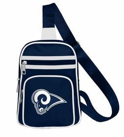 LOS ANGELES RAMS NFL MINI CROSS SLING BACKPACK BAG
