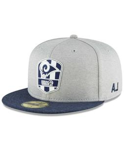 Los Angeles Rams NFL On Field Player Sideline Road 59FIFTY F