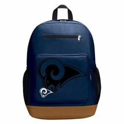The Northwest Los Angeles Rams NFL Playmaker Backpack Blue/T