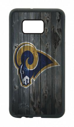 Los Angeles Rams Phone Case For Samsung Galaxy S10 S9 S8 S7