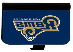 LOS ANGELES RAMS SAMSUNG GALAXY & iPHONE CELL PHONE CASE LEA