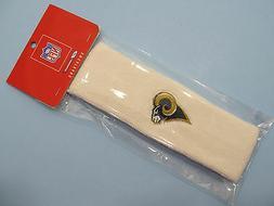 Los Angeles Rams Sweatband  REEBOK NFL Licensed Team Logo He