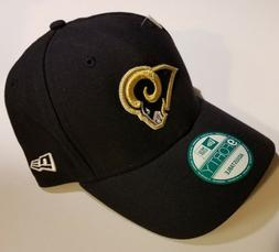 Los Angeles Rams New Era The League 9FORTY Adjustable Hat Bl