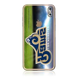 los angeles rams vinyl skin for iphone