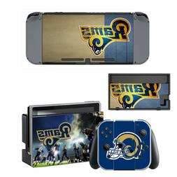 Los Angeles Rams - Vinyl Skin for NINTENDO SWITCH - FAST, FR