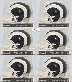 LOS ANGELES RAMS - Riddell VSR4 Mini Helmet