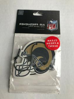 Los Angeles Rams x12 Car Air Freshener Lot of  NFL Football