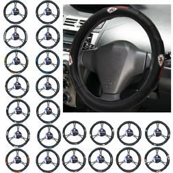 new nfl all teams synthetic leather car