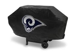 NFL Los Angeles Rams Deluxe Padded Grill Cover