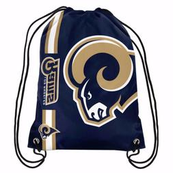 NFL Los Angeles Rams Drawstring Backpack
