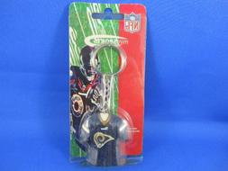 NFL LOS ANGELES RAMS KEYCHAIN MINI SPORT COLLECTIBLES