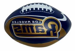 """NFL Los Angeles Rams Softee Collectible Toy soft Football 6"""""""