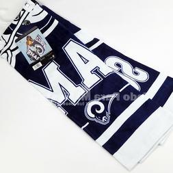 Wincraft NFL Los Angeles Rams Fiber Beach Bath Towel 30 x 60