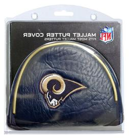 NFL St. Louis Rams Mallet Putter Cover