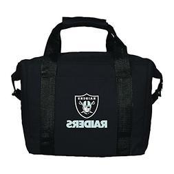 NFL Oakland Raiders Soft Sided 12-Pack Cooler Bag
