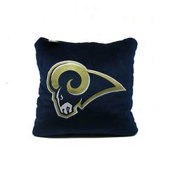 NFL Throw Pillow NFL Team: St. Louis Rams