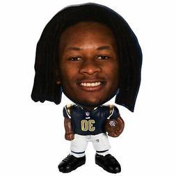 NFL Todd Gurley Toy Los Angeles Rams Flathlete Bobblehead Mi