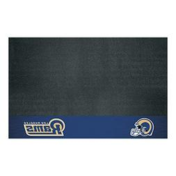 "Fanmats Sports Team Logo NFL - St Louis Rams Grill Mat 26"" x"