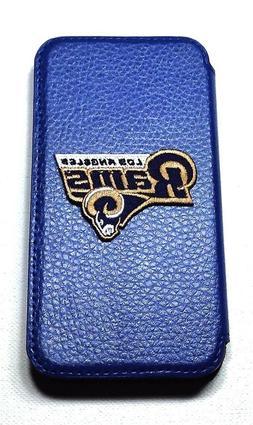 Woodys Originals Inc Los Angeles Rams Leather Sport Team Cel